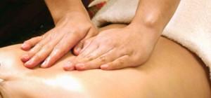 Massage californien suédois